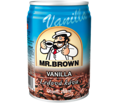 MR.BROWN VANILLA