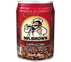 MR.BROWN CAPPUCINO